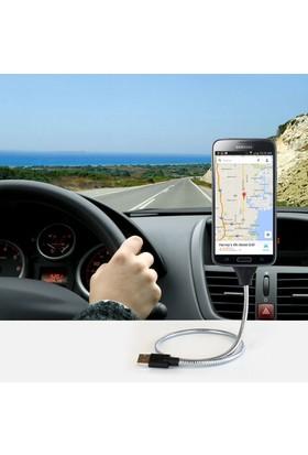 ModaCar Holiday Andorid Serisi İçin Spralli Şarj Çıkışlı Telefon Tutucu 106343