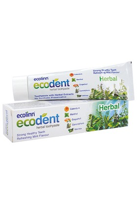 Ecolinn Ecodent Herbal Diş Macunu 100 Ml