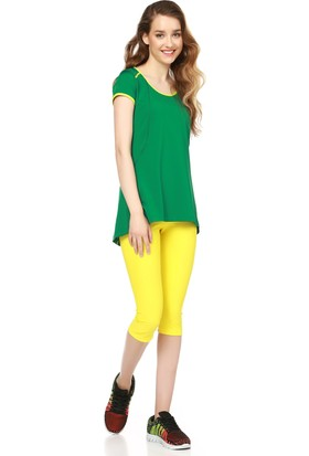 Exuma Kadın T-Shirt 142252 Rpt