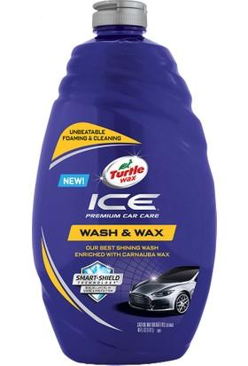Turtle Wax Ice Sentetik Cilalı Şampuan 1420 ml. 50 Yıkama