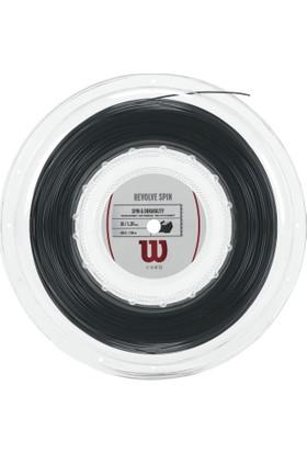Wilson Kordaj Revolve Spın 16 Reel Siyah (Wrz907600)