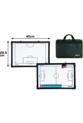 Mikasa Futbol Taktik Tahtası SB-F Miknatısı /Çantası