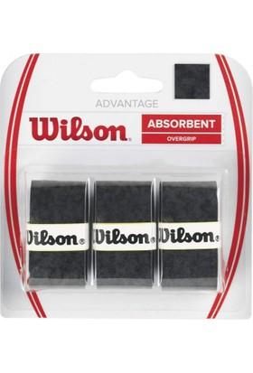 Wilson Advantage Overgrip 3'lü Siyah ( WRZ4033BK )