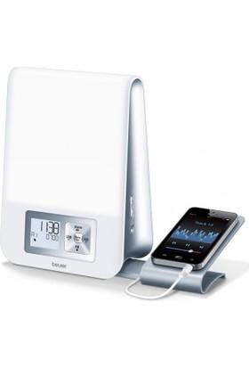 Beurer WL 80 Dijital Işıklı Çalar Saat Uyandırma Lambası Radyolu USB li
