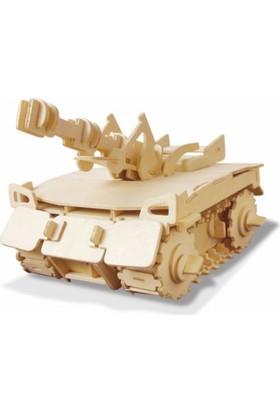 Robotime Tank, Hareketli, Uzaktan Kumandalı