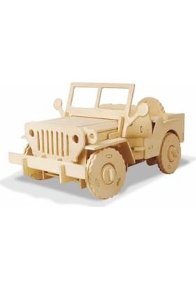 Robotime Jeep, Hareketli, Uzaktan Kumandalı