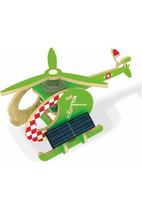 Robotime Güneş Enerjli Helikopter