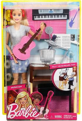 Barbie Müzisyen Bebek FCP73