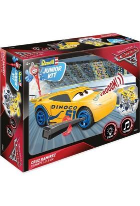 Revell Junior Kit Arabalar 3 Cruz Ramirez 00862