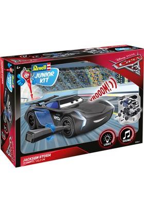 Revell Junior Kit Arabalar 3 Jackson Storm 00861