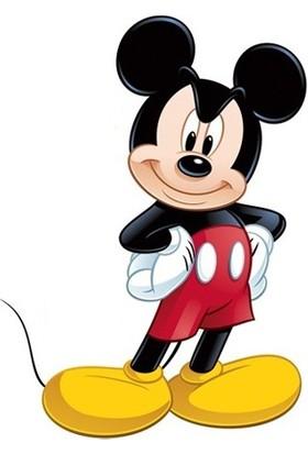 Artikel Fosforlu Mickey 29 Cm Duvar Stickeri FS-150