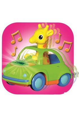 Tomy Hareketli Müzikli Zürafa