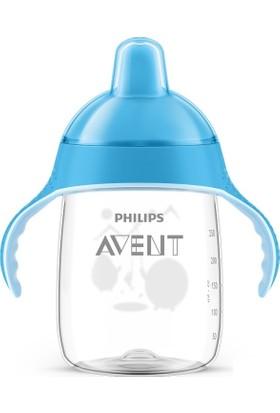 Philips Avent SCF755/05 Yeni Penguen Damlatmaz - 18m+ 12 oz/340ml - Mavi