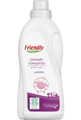 Friendly Organic Yumuşatıcı - Lavanta 750 ml