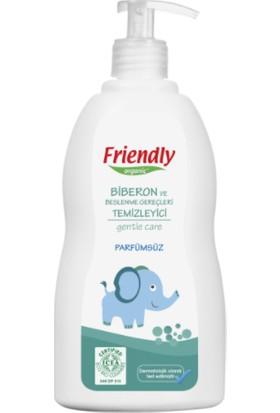 Friendly Organic Biberon ve Beslenme Gereçleri Temizleyici - Parfümsüz 500 ml