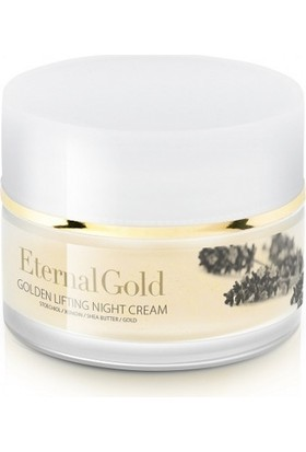 Organique Eternal Gold Kırışıklık Karşıtı Lifting Gece Kremi-50 ml
