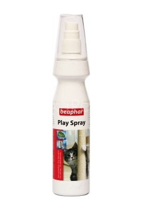 Beaphar Play Spray Kedi Otlu Catnip Spreyi 150 ml
