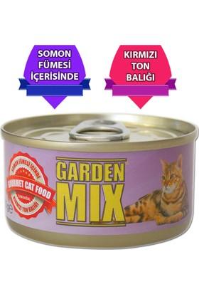 Gardenmix Somon Fümesi İçerisinde Kırmızı Ton Balıklı 85 gr
