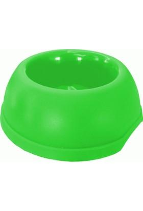 Lepus Köpek Mama Su Kabı 500 ml Yesil