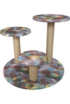 Lepus Mantar Kedi Tırmalama Tahtası 60 cm