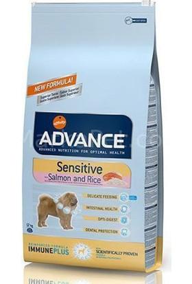 Advance Somon Balıklı Yetişkin Köpek Maması 12 Kg