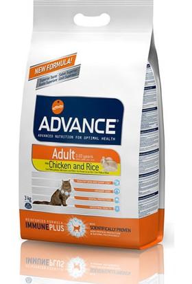 Advance Adult Tavuklu Pirinçli Yetişkin Kedi Maması 3 Kg