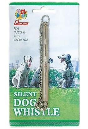 Percell Köpek Sessiz Eğitim Düdük Kapaklı