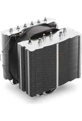 SilverStone Heligon HE01 14cm Fan, Intel LGA 775/115X/1366/2011/2066, AMD AM2/AM3/AM4/FM1/FM2 İşlemci Soğutucu (SST-HE01-V2)