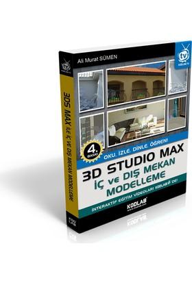 3D Studio Max ile İç Ve Dış Mekan Modelleme - Ahmet Ali Sümen