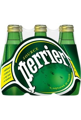 Perrier Doğal Mineralli Su 6 Adet x 200 ml