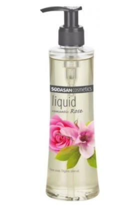 Sodasan Organik Sıvı Sabun Romantic Rose 250 Ml