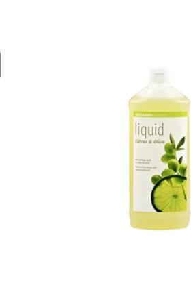 Sodasan Organik Sıvı Sabun Limonlu 1000 Ml
