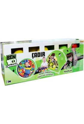 Furkan Toys Ben10 Çocuk Oyun Çadırı