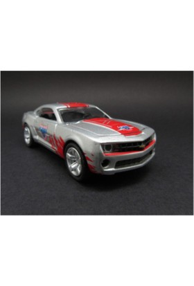 Greenlight 2009 Chevrolet Camarro Ss 1:64 500 Pace Car
