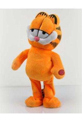 Mega Oyuncak Dans Eden Peluş Garfield Oyuncak