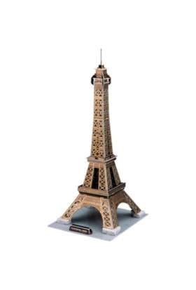 Pal 3D Puzle Eiffel Kulesi