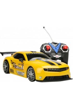 Fastronger Camaro Büyük Sarı Uzaktan Kumandalı Araba