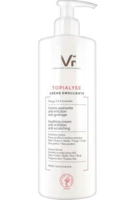 SVR Topialyse Emollient Cream 400ml - Kuru ve Atopi Eğilimli Ciltler İçin Bakım Kremi