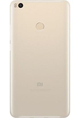 Case 4U Xiaomi Mi Max 2 Kılıf Ultra İnce Silikon Şeffaf