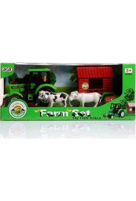 Bircan Oyuncak Sevimli Hayvanlar Çiftlik Seti
