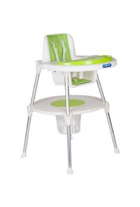Casual Activa Mama Sandalyesi (2015) - Yeşil