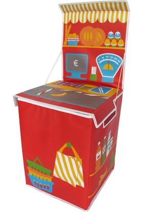 Pop it Up Oyun ve Saklama Kutusu / Alışveriş