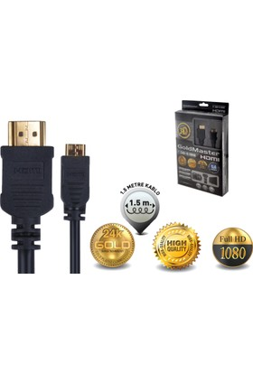 Goldmaster Cab-15 Hdmı Kablo