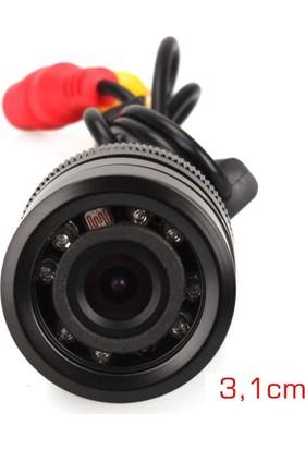 Audiomax Mx 34 Gece Görüşlü Geri Vites Kamera