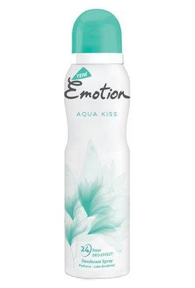 Emotion Aqua Kıss Bayan Deodorant 150 Ml