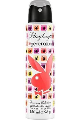 Playboy Play Generation Bayan Deodorant 150 Ml