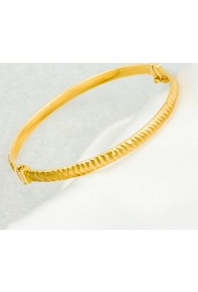 Favori Gold 14 Ayar İtalyan Altın Bilezik