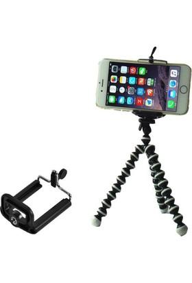 Appa Akrobat Gorillapod Telefon Kamera Katlanabilir Tripod Ayak 26 Cm