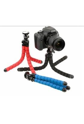 Appa Akrobat Süngerli Telefon Kamera Katlanabilir Tripod Ayak 26 Cm