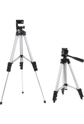Appa 102 Cm Profesyonel Kamera Telefon Tripod Çanta Hediyeli Tf-3110